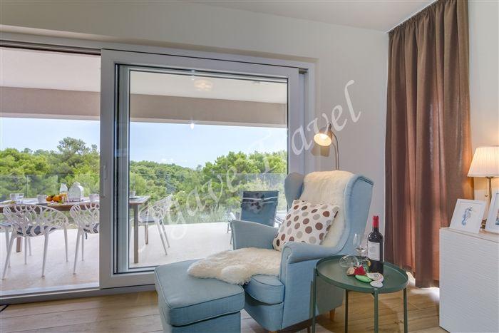 Luxurious apartman Sv Martin 1 Adela